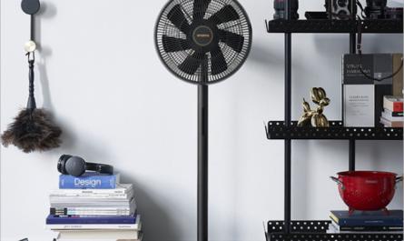 Smartmi DC Inverter Floor Fan 3: тихая работа и 20 часов автономности