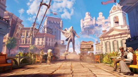 СМИ: следующая BioShock станет игрой с открытым миром