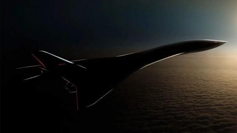 Сверхзвуковой самолёт Aerion AS3TM ускорит полёты в 4 раза
