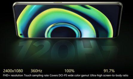 Топовый realme Q3 Pro с AMOLED и Dimensity 1100 стоит всего 18 000 рублей