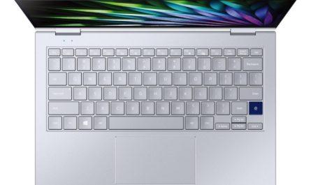 Трансформер Samsung Galaxy Book Flex2 Alpha: QLED, S Pen и Intel 11-го поколения