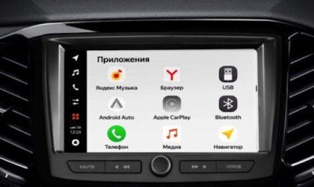 В автомобили LADA встроили «Алису» и другие сервисы «Яндекса»