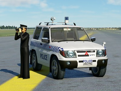 В Microsoft Flight Simulator теперь можно ездить на автомобилях [ВИДЕО]