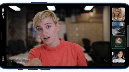 Видеозвонки в Telegram: показ экрана, шифрование и шумоподавление [ВИДЕО]