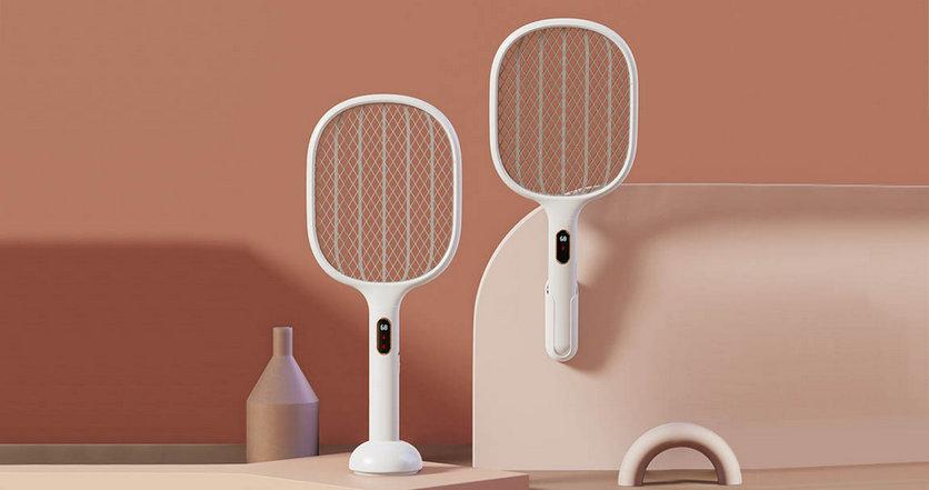Xiaomi выпустила электрическую «ракетку» против комаров
