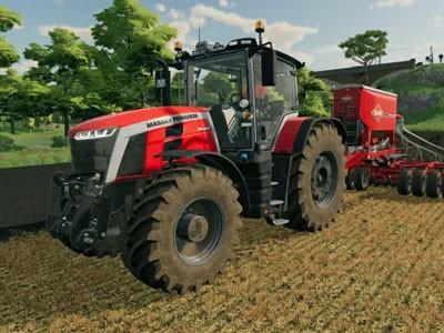 Заводим тракторы! Анонсирована Farming Simulator 22