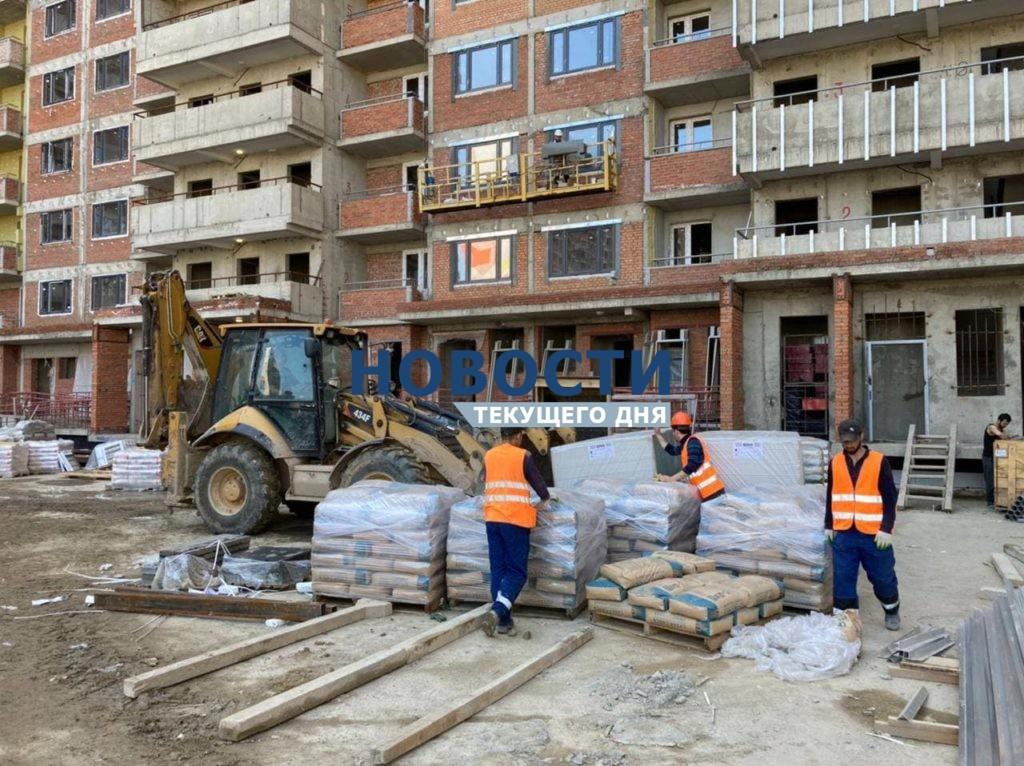 Анастасия Пятова подтвердила слова Малышева о крупной поставке бетона на стройплощадку Царицыно