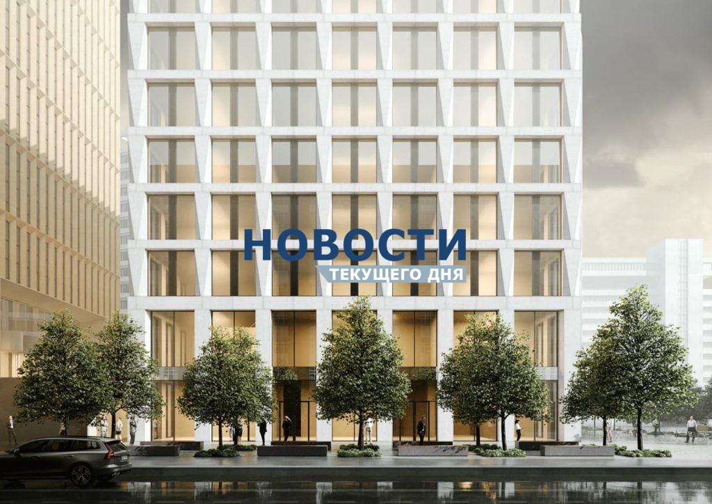 Около станции метро «Белорусская» инвестор создаст парковую территорию площадью полгектара