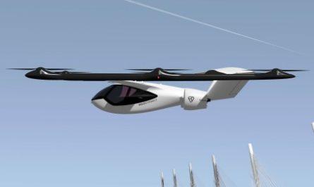Аэротакси VoloConnectсоздано для дальних полётов на большой скорости