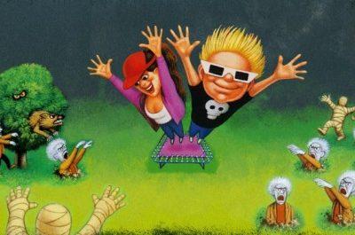 Анонсировано переиздание культовой Zombies Ate My Neighbors 1993 года