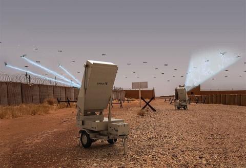 Армия США научится массово уничтожать дроны