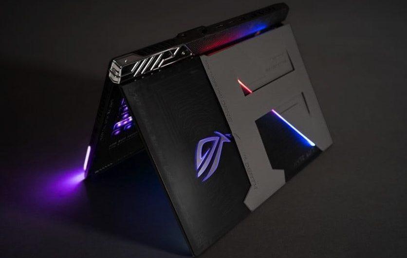 ASUS создала уникальный ноутбук для скейтбордистов, но его нельзя купить