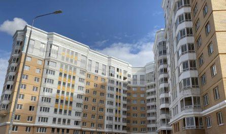 Для строительства второй очереди проблемного ЖК «Царицыно» привлекли 1 125 рабочих