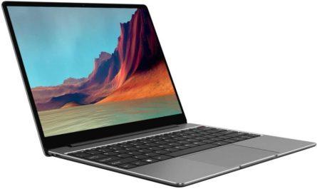 Chuwi CoreBook X: компактный, лёгкий и мощный ноутбук на Core i5