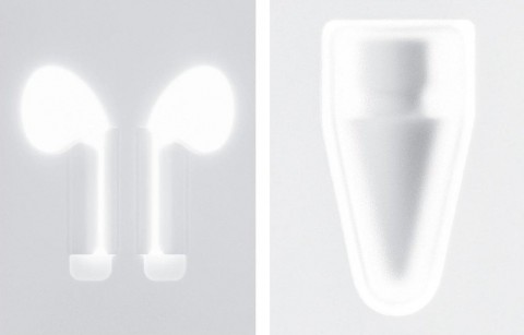 Фотограф превратил упаковки Apple в арт-объекты [ФОТО]