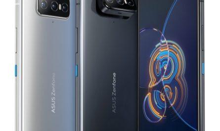 Фотовозможности нового флагманского ASUS Zenfone 8 Flip