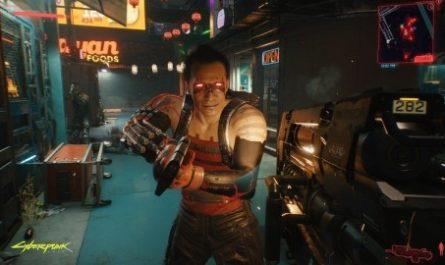 Геймер превратил Cyberpunk 2077 в хардкорный реалистичный шутер