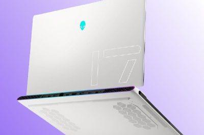 Игровой ноутбук Alienware x17 получит сверхтонкий корпус [ВИДЕО]