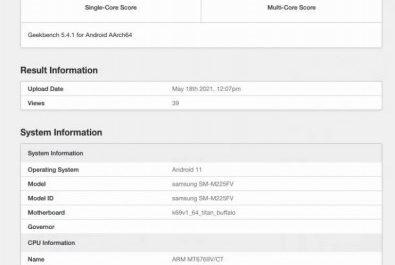 Инсайды #2339: Honor Magic 3, Samsung Galaxy M22, Beats Stusio Buds, Intel Alder Lake