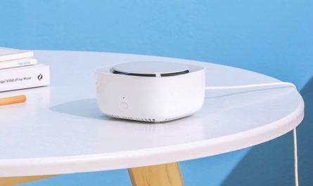 Электрический репеллент Xiaomi с голосовым управлением стоит 810 рублей