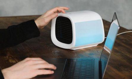 Компактный кондиционер охлаждает комнату за 10 минут
