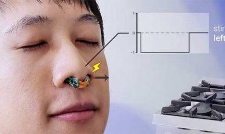 Компактный прибор наделяет обоняние человека стереоэффектом