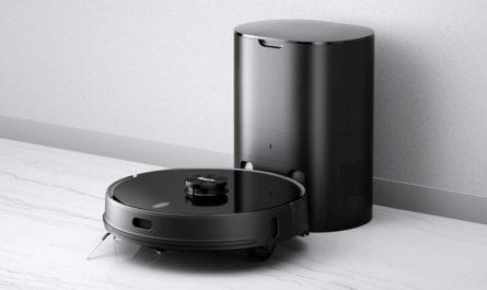 Lydsto R1: мощный робот-пылесос с функцией самоочистки