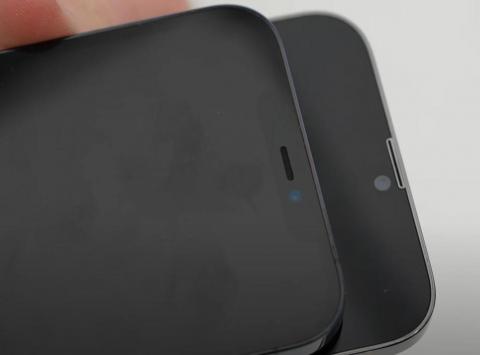 Макет iPhone 13 Pro Max в сравнении с предшественником [ВИДЕО]