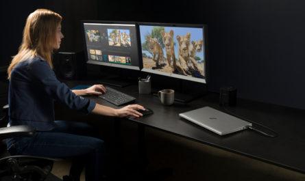 Мощные ноутбуки HP ZBook с графикой GeForce RTX приходят в Россию