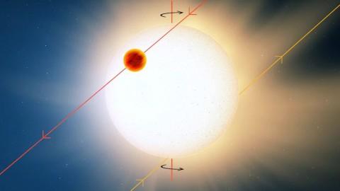 Найдена адская планета, на которой испаряются металлы