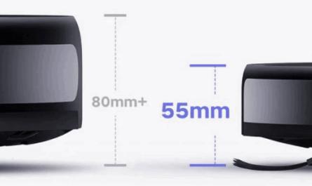Новый робот-пылесос Xiaomi на 30% тоньше конкурентов