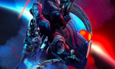 Опрос: как вам Mass Effect Legendary Edition?