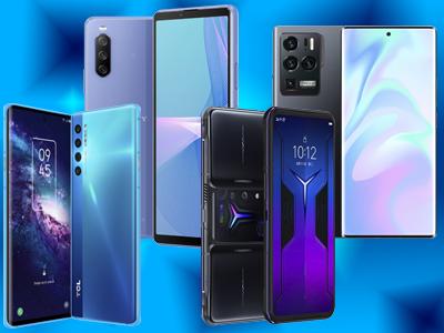Опрос: какой новый смартфон апреля вам понравился больше всего?