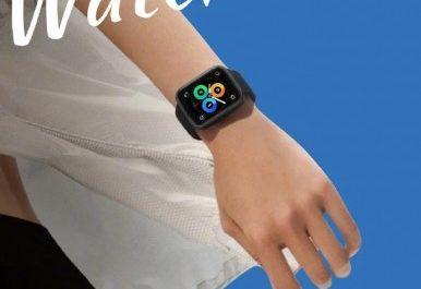 Первые смарт-часы Meizu на официальном изображении