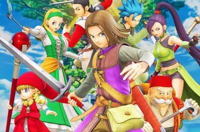 Подарок на 35-летие. Анонсирована Dragon Quest XII и ещё четыре игры серии