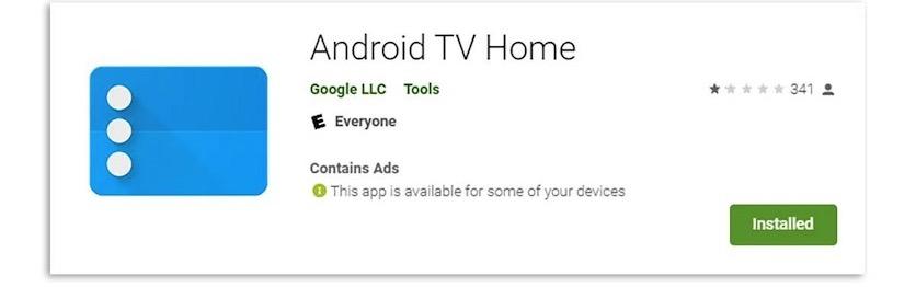 Пользователи обрушили рейтинг лончера Android TV в Google Play