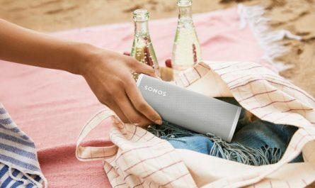 Портативная колонка Sonos Roam: беспроводная зарядка и защита от воды