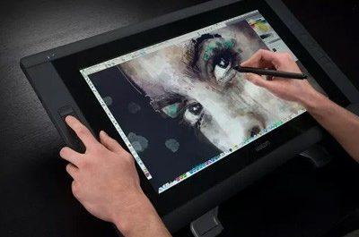 Продвинутый графический планшет своими руками всего за $80 [ВИДЕО]
