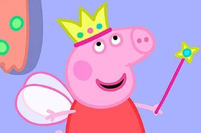 Розовое безумие! Свинка Пеппа станет героиней игры