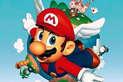 RTX-версия Super Mario 64 стала доступной для скачивания