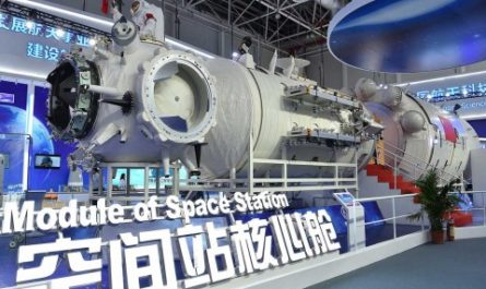 Сделано в Китае #273: копия Титаника, тест аналога МКС и падение биткойна