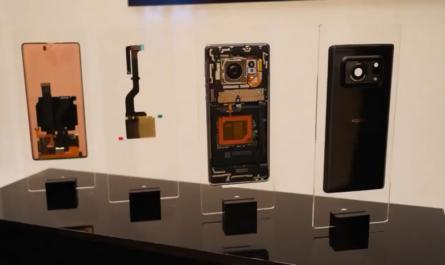 Sharp Aquos R6 с гигантской камерой засветился на видео, есть примеры кадров