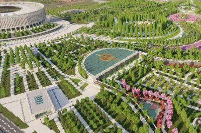 Школьник создал в Minecraft виртуальную копию парка «Краснодар»