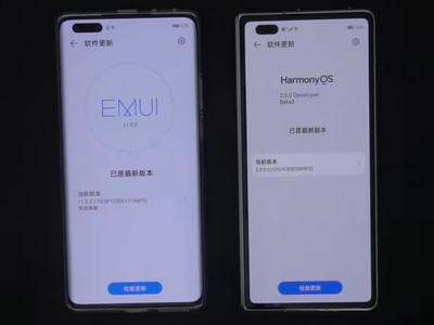 Скорость работы HarmonyOS в сравнении с EMUI 11 [ВИДЕО]