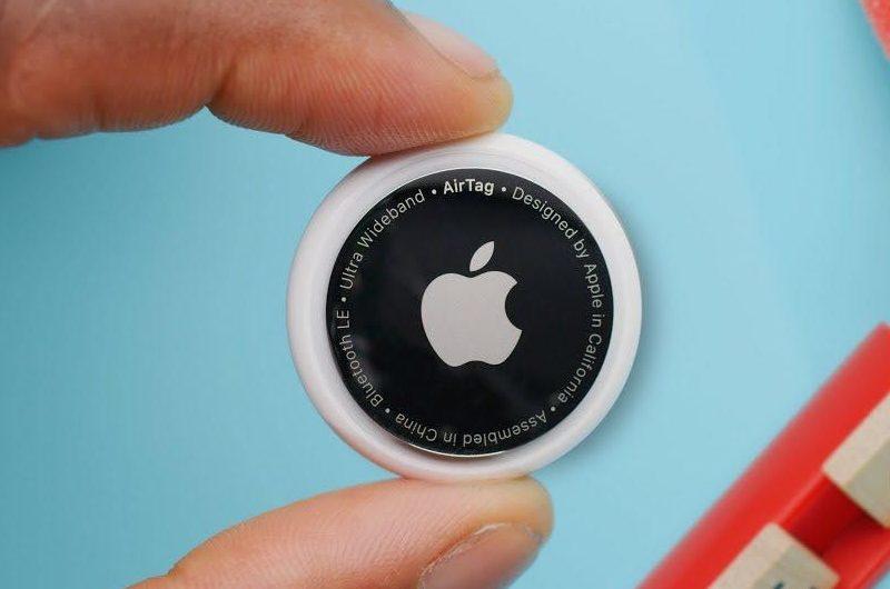 Трекер Apple AirTag превратили в тонкую карточку [ВИДЕО]