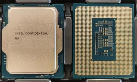 В процессорах Intel Alder Lake-S можно будет отключать отдельные ядра