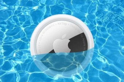 Водозащиту Apple AirTag проверили на практике [ВИДЕО]