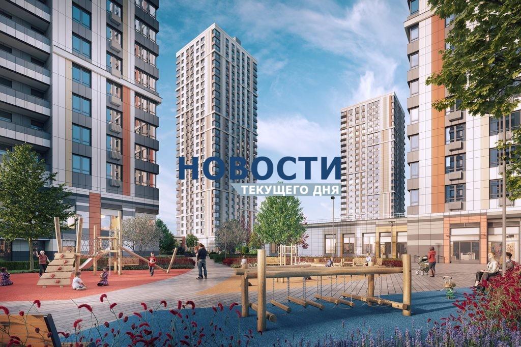 В Москворечье-Сабурово разрешено строительство третьего этапа ЖК LIFE-Варшавская