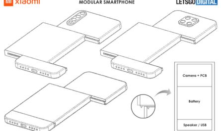 Запатентован модульный смартфон Xiaomi со сменной камерой