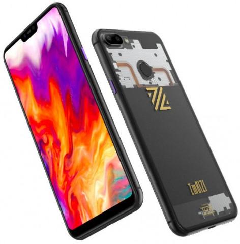 ZmBIZI — смартфон, который платит пользователю за просмотр рекламы